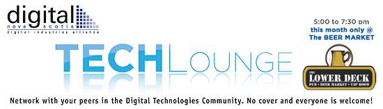 TechLounge - 3rd Thursday - 5:00 to 7:30